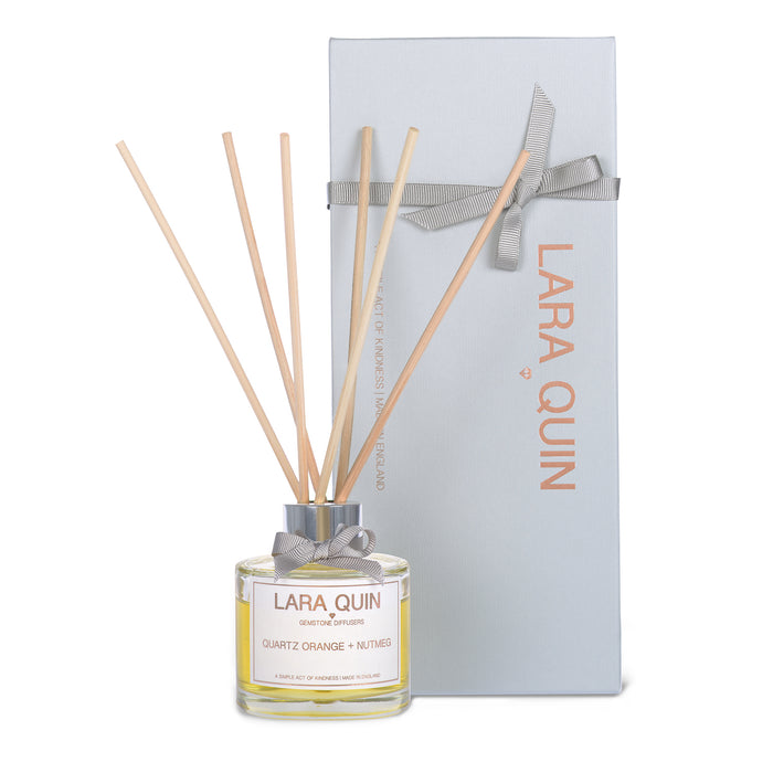 Reed diffusers | Orange | Lara Quin | 1