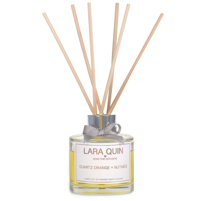 Reed diffusers | Orange | Lara Quin | 2