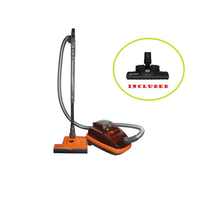Airbelt K3 Premium - SEBO - Made in Germany Canister Vacuum (3 Colors) - Super Vacs