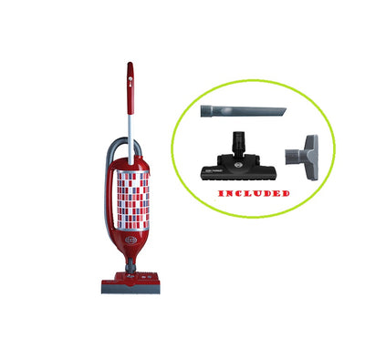 Felix 1 Premium - SEBO - MADE IN GERMANY UPRIGHT VACUUM (3 COLORS) - Super Vacs
