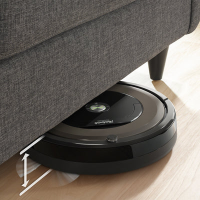 iRobot Roomba 890 with Wi-Fi - Super Vacs