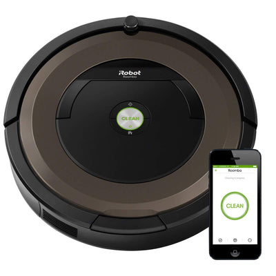 iRobot Roomba 980 with Wi-Fi - Super Vacs