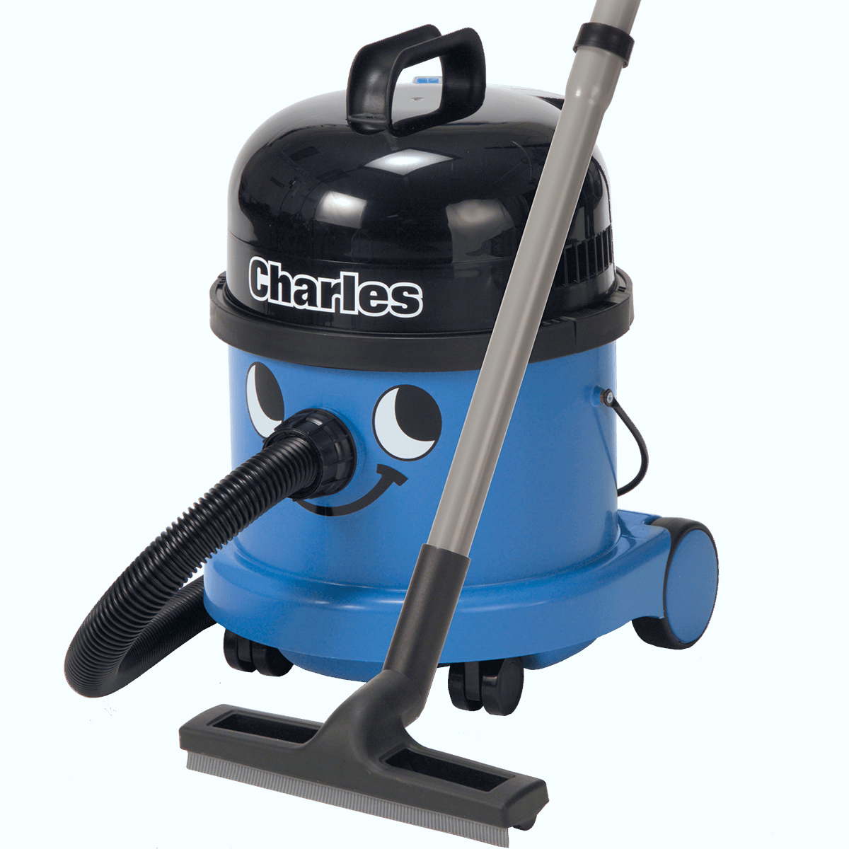 Charles CVC370 Wet/Dry Vacuum - Ready to use! - Super Vacs