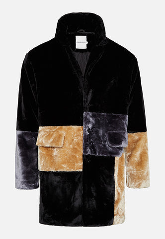 The Fenston Patchwork Coat - The New County