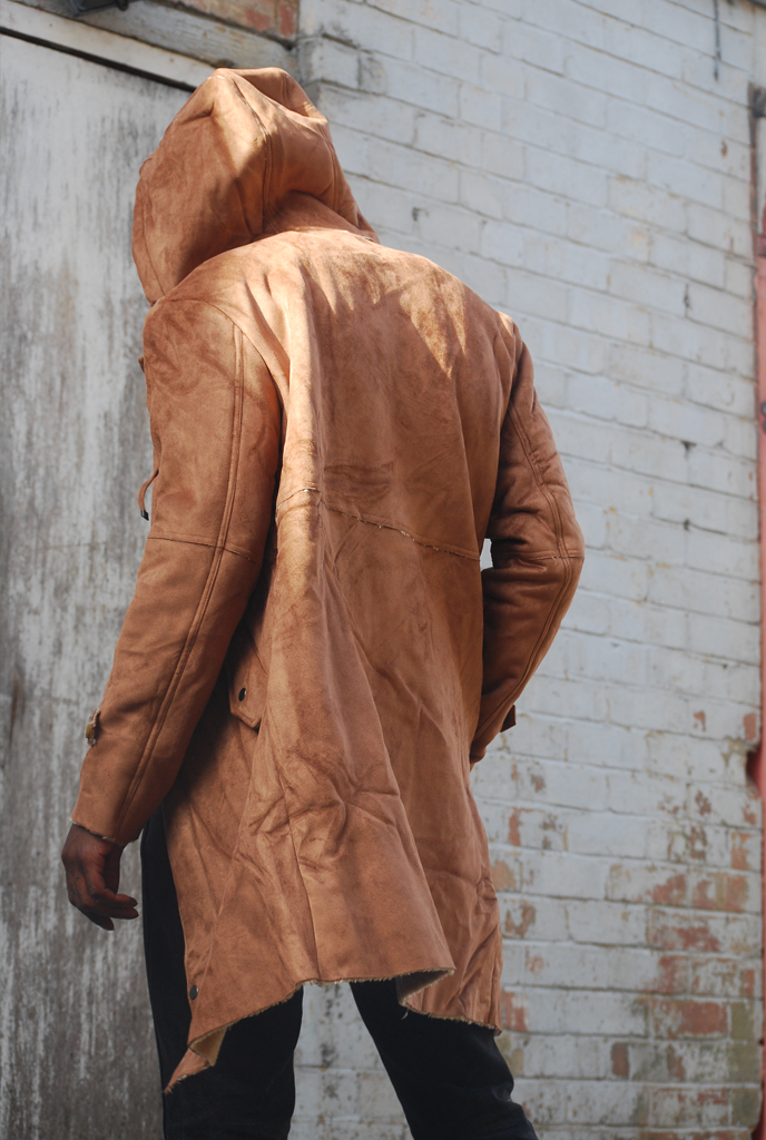 The Henderson Longline Coat - The New County