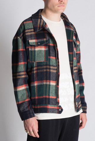 The Radley Trucker Jacket - The New County