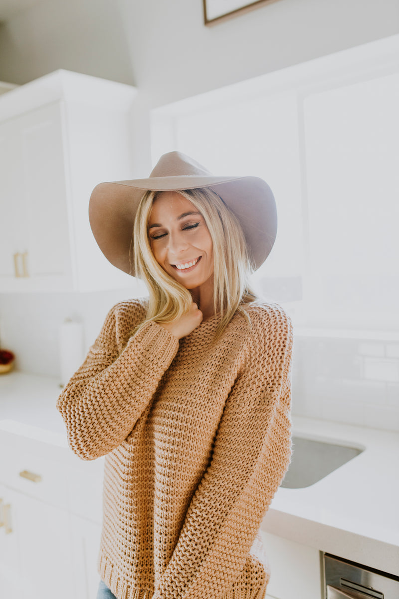 WE'RE ALL ABOUT COZY SWEATERS THIS FALL AND WINTER!