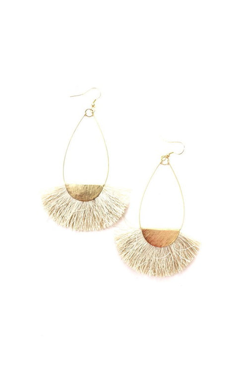 jewelry, earrings, gold earrings, boho fashion, fringe, aesthetic earrings, fringe earrings, boho earrings, boho jewelry, tassel fringe earrings, spring outfits, outfit ideas, outfits, summer work outfits, trendy outfit inspo, boho country outfits, summer fashion, trendy summer outfits, trendy clothes, outfit goals, trendy instagram outfits, trendy outfits, summer outfit, church outfit, casual outfits, cute earrings, teacher outfits, preppy outfits, school outfits, summer outfits 2021