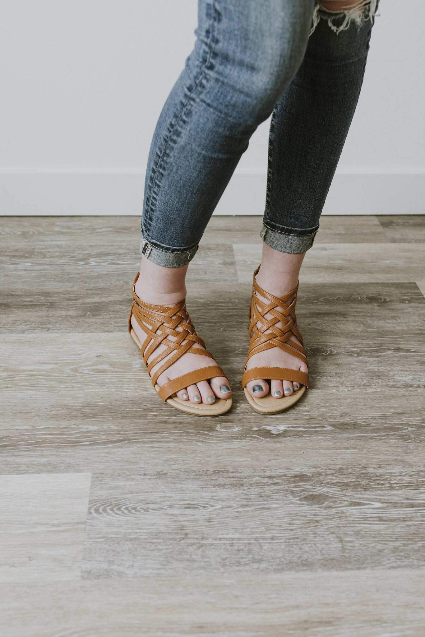 Avery Sandals - blush-lane