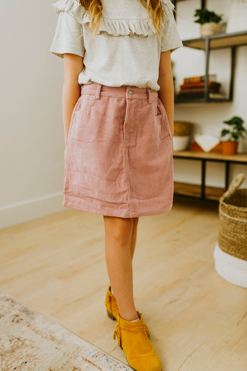 Shay Midi Skirt (GIRLS)