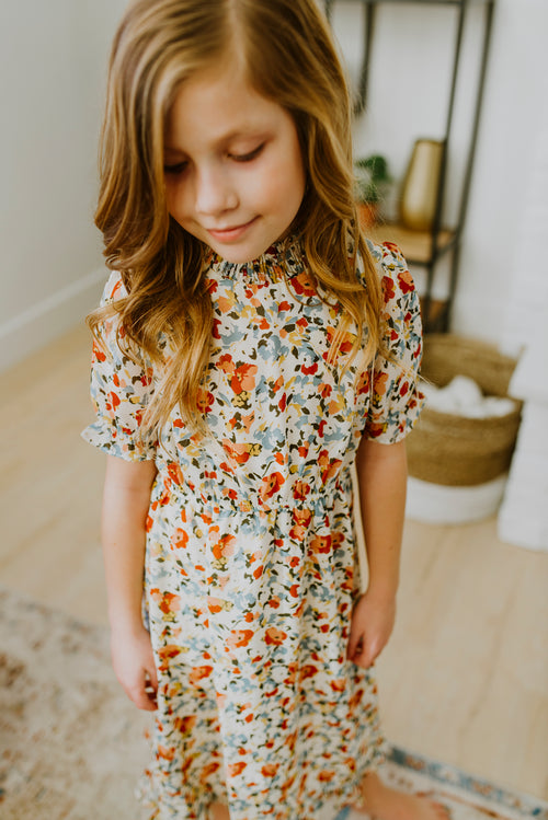 Mini Leah Dress (GIRLS)