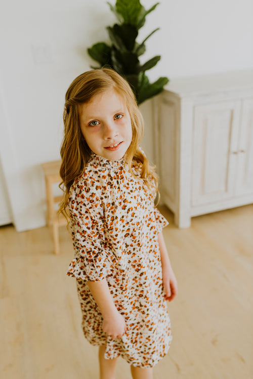 Adalee Floral Dress (GIRLS)