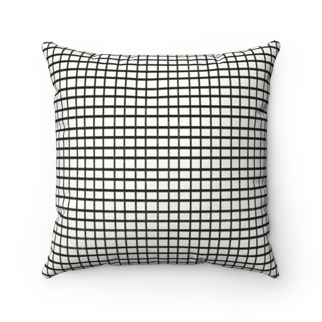 boutique, throw pillows, pillows, home decor, home, grid pillow, grid pattern pillow, black and white pillows, home decor ideas, modern, contemporary, dorm room ideas, farmhouse decor, apartment decorating, home decor, modern home decor, geometric pattern, modern pillows, throw pillows bedroom, boho pillows, living room decor, house decorating ideas, scandinavian throw pillows, unique, decorating ideas for the home, boutique decor, boutique interior, cozy living rooms, boho farmhouse decor, apartment decor