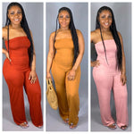 womens wide leg jumpsuit