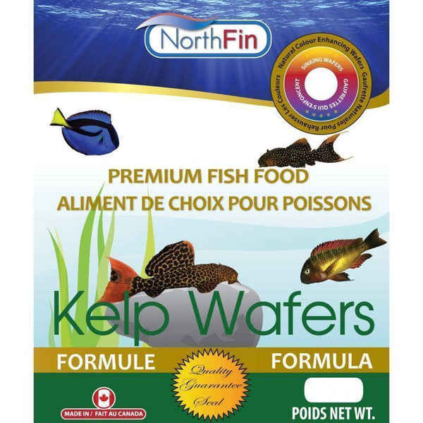 Northfin Kelp Wafers