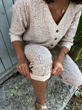 Armand Camel Jumpsuit