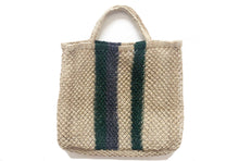 Macrame Rainbow shopper #1