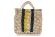 Macrame Rainbow shopper #2