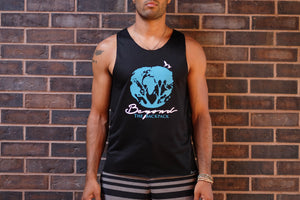 Men's Night Sky Inspire Tank