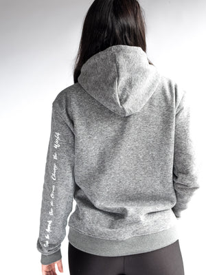 Women's Wander Hoodie - Light Heather