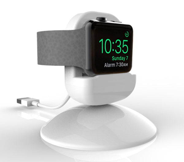 URVOI  holder for apple watch PC home charging dock 2 colors - Apple watch bands and accessories