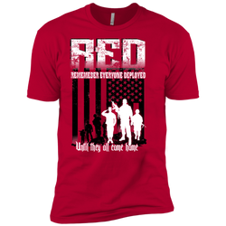 R.E.D. T-Shirt (Remember Everyone Deployed)