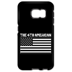 4th American Flag Samsung Galaxy S6 Edge Tough