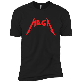 Metal MAGA T-Shirt