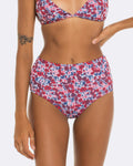 Poppy High Waisted Bikini Bottoms