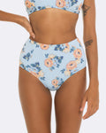 Rosina High Waisted Bikini Bottoms