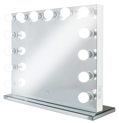 Hollywood DIY Vanity Adjustable Light Kit (Mirror not included)