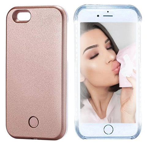 Selfie LED Light Phone Case,  - KORAH Beauty Australia's #1 Beauty Store