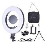 "Glamour 18"" Professional Adjustable Ring Light"