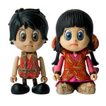 Hot Toys: Cosbaby: Goemon Cosbaby (set of 2)