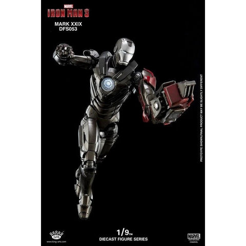 KING ARTS: IRON MAN MARK XXIX (DFS053) 1/9TH SCALE