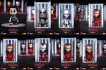 Hot Toys: Cosbaby Iron Man 3: Set of 8