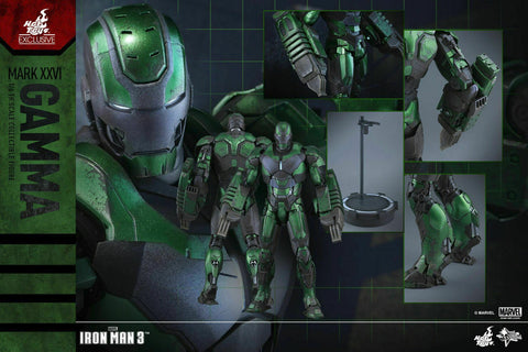 Hot Toys: Iron Man Mark 26 Gamma