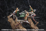 Kotobukiya: Attack on Titan: Set (Eren, Mikasa, & Levi)