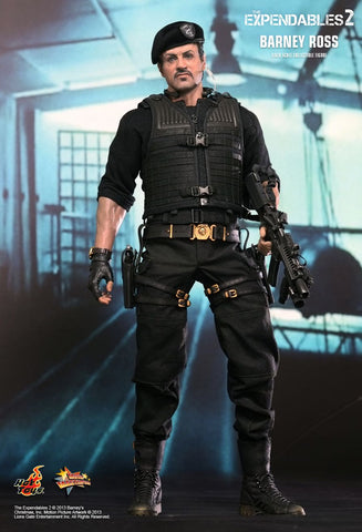 Hot Toys: Barney Ross Expendables 2