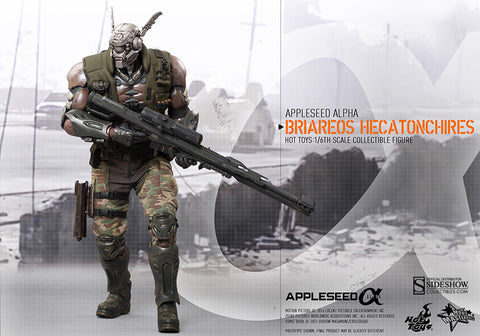 Hot Toys: Apple Seed Briareos Hecantonchires