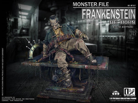 COO Model x Ouzhixiang: Monster Files: Frankenstein