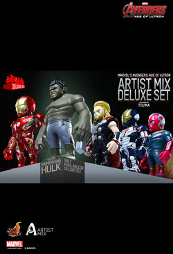 Hot Toys: Age Of Ultron Artist Mix Deluxe 2