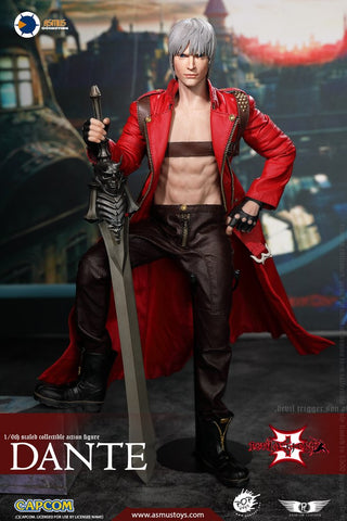 ASMUS: Devil May Cry: DMC III: Dante DMC301