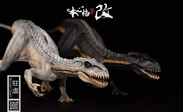 Berserker Raptor(Dark color 深色) or (Light Color)