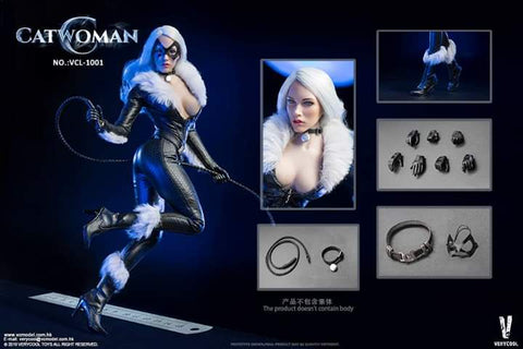 VERYCOOL VCL-1001 ACCESSORIES SERIES 1/6 CATWOMAN SET