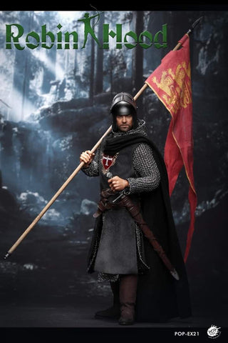 POPTOYS 1/6 2019 SHANGHAI WF Expo limited - Chivalrous Robin Hood Action figure POP-EX-21