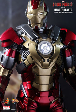 Hot Toys: Iron Man Heartbreaker