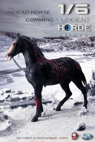 ToysCity TC-M9011 1/6 Undead Horde Series - The Undead Horse