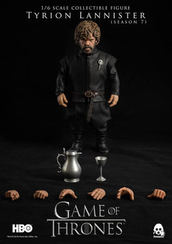 ThreeZero 3Z0097 1/6th scale Game of Thrones Tyrion Lannister collectible