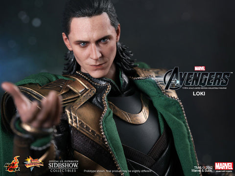 Hot Toys: Thor Dark World: Loki